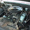 1964 Bonneville 2 Door Hardtop, Late Model 400 with a Turbo 400 Trans