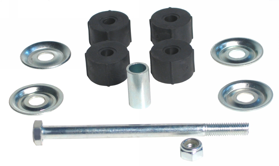 Stabilizer Link Kit, Front At Control Arm (per side), Except Air Ride