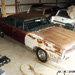 1964 Bonneville 421 Brougham High Angle View